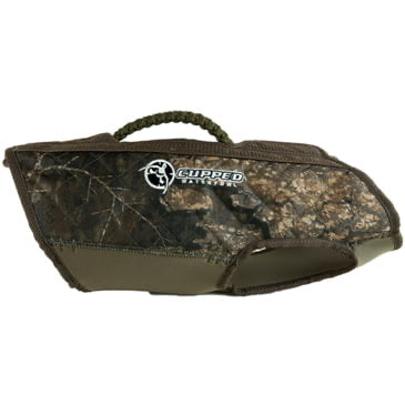 CUPPED™ Dog Vest Neoprene-RealTree Timber Camo