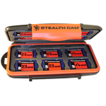 STEALTH CAM® MEMORY CARD STORAGE CASE