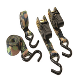 HME™ CAMOUFLAGE RATCHET TIE DOWN