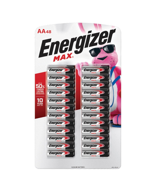 ENERGIZER MAX 48 PACK