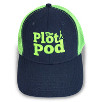 Plot Pod Trucker Cap