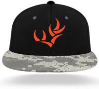 WHITETAIL HEAVEN'S UNLEASHED FLEXFIT BASEBALL CAP