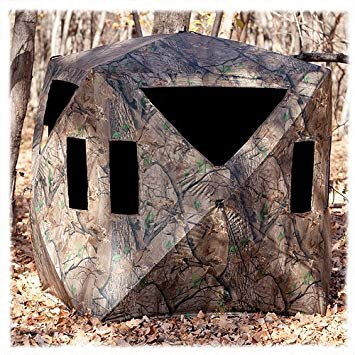 BIG GAME® CHARGER GROUND BLIND