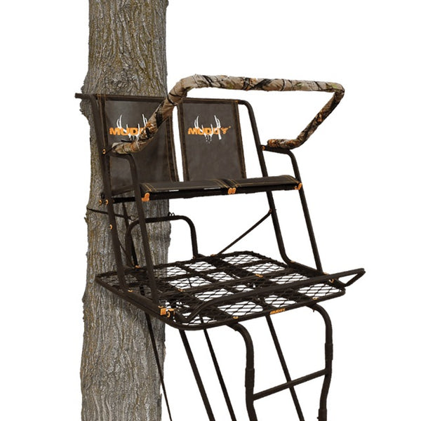 MUDDY® PARTNER TWO-MAN LADDERSTAND