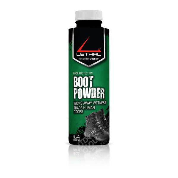 LETHAL® BOOT POWDER