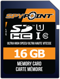 SPYPOINT® 16GB SD CARD
