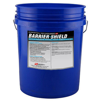 Barrier Shield Concrete Repellent works with Mortar, Grout, Gunite & Paint