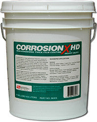 CorrosionX Heavy Duty Anti-Corrosion, Long term protective coating for metals