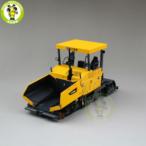 1/35 XCMG Asphalt Paver Construction Machinery Model Diecast Model Car Toy Hobby