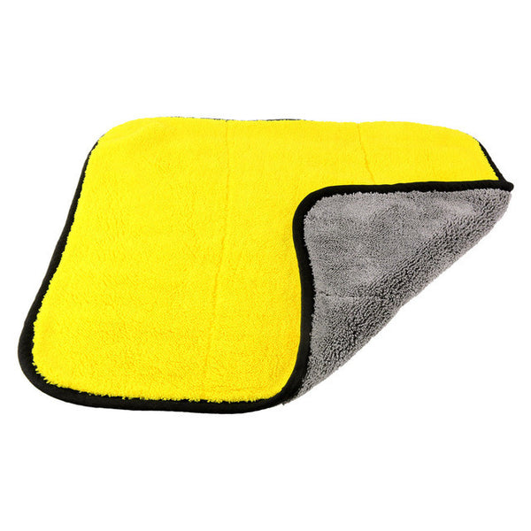 Onever Auto Care Absorbent Microfiber Car Wash Towel Thick Soft Car Cleaning Drying Care Cloth Washing Towels Detailing Towels