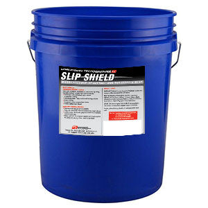 Slip Shield Release Coating for Asphalt Beds, Haulers and Equipment