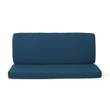 Outdoor Water Resistant Fabric Loveseat Cushions - NH882313