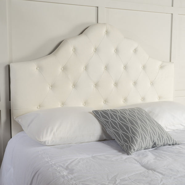Fabric Queen/ Full Tufted Headboard - NH229892