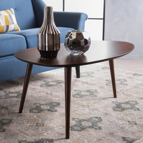 Mid-Century Design Wood Coffee Table - NH909992