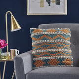Handcrafted Boho Fabric Pillows - NH646103