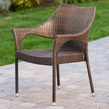 Outdoor Wicker Chairs (Set of 2) - NH426712