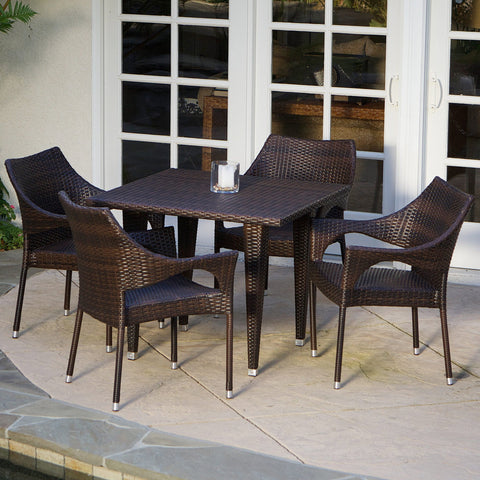 5-piece Outdoor Dining Set - NH863532