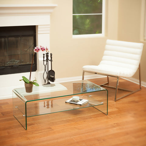 Glass Coffee Table - NH850592