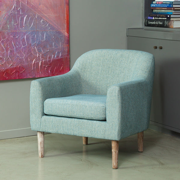 Retro Upholstered Accent Chair - NH351592