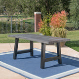 Outdoor Light Weight Concrete Dining Table - NH087303