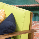 6pc Outdoor Sofa Set w/ Cushions - NH690992