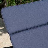 Outdoor Water Resistant Chaise Lounge Cushion - NH779003