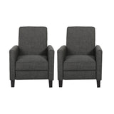 Contemporary Fabric Recliner (Set of 2) - NH562213
