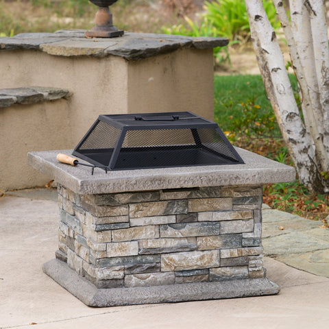 Outdoor Fire Pit - NH599832