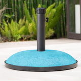 Outdoor 66 lbs Circular Concrete Umbrella Base - NH014003