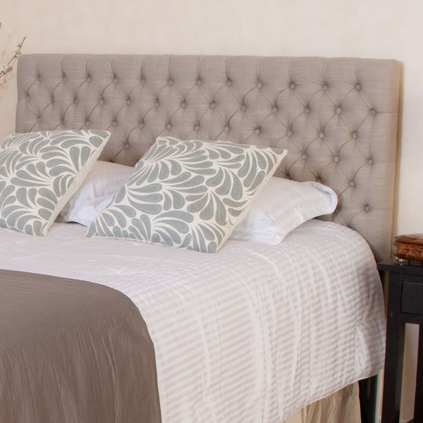 Adjustable King/California King Fabric Headboard - NH210692