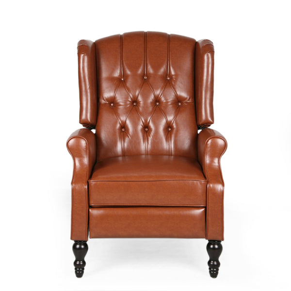 Contemporary Tufted Recliner - NH030313