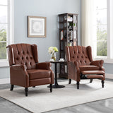 Contemporary Tufted Recliners (Set of 2) - NH472313