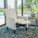 Minimalist Style Fabric Recliner Chair - NH993892