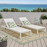 Outdoor Chaise Lounge - NH527113