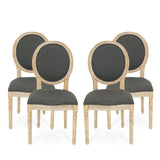 French Country Dining Chairs (Set of 4) - NH008213