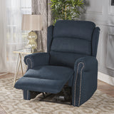 Tufted Fabric Power Recliner - NH740203