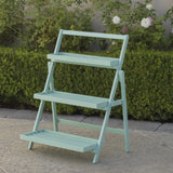 Outdoor Acacia Wood Plant Stand - NH875203