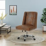 Home Office Microfiber Desk Chair - NH558403