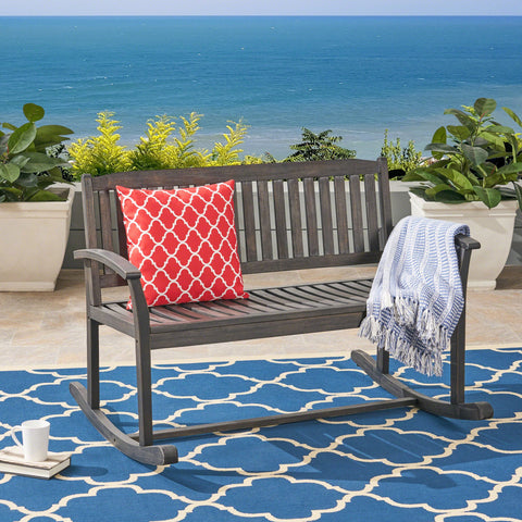 Patio Rocking Love Seat - NH308503