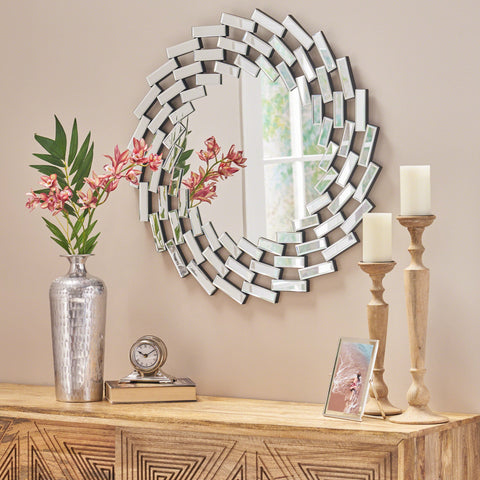 Glam Wall Mirror - NH972403