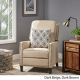 Traditional Fabric Recliner - NH608403