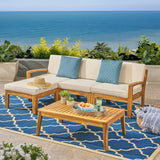 5pcs Outdoor Sectional Sofa Set - NH276603