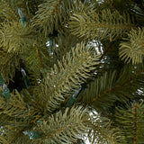 7-Foot Mixed Spruce Hinged Artificial Christmas Tree - NH492703
