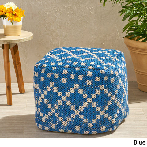 Outdoor Cube Pouf - NH616703