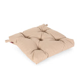Indoor Fabric Classic Tufted Chair Cushion - NH930013