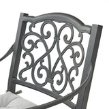 Outdoor Barstool with Cushion (Set of 4) - NH091013