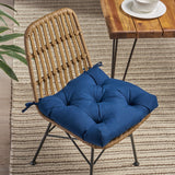 Indoor Fabric Classic Tufted Chair Cushion Pad - NH940013
