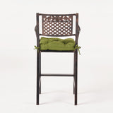 Outdoor Barstool with Cushion (Set of 4) - NH081013