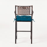 Outdoor Barstool with Cushion (Set of 2) - NH571013