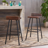 Indoor Bar Stools, Modern, Contemporary (Set of 2) - NH394703